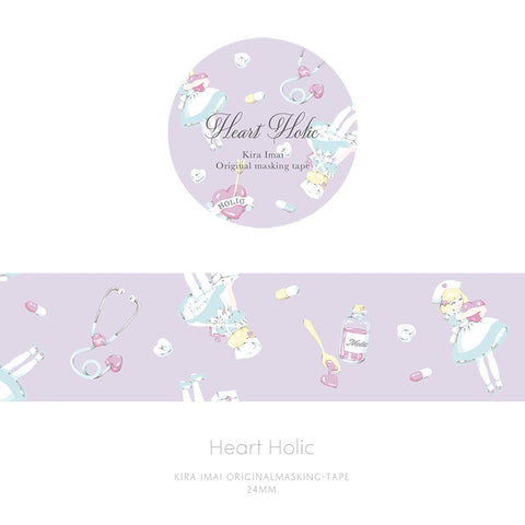 Heart Holic Masking Tape