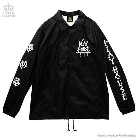 Playhouse Coach Jacket - Black