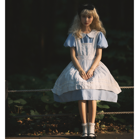 *PRE-ORDER* Alice Apron Dress