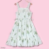 Lily Of The Valley Jumper Dress