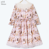 Bas's Sweets Shop Dress