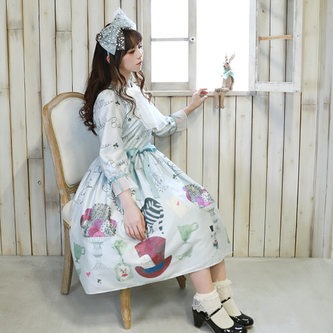 Alice In Melodyland Dress