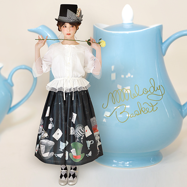Alice In Melodyland Skirt