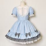 Dreamy Alice short sleeve dress