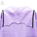 Guilty Heart Sailor Zip Jacket - Lavender