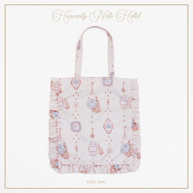 Heavenly Note Hotel - Tote Bag