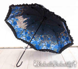 Little Briar Rose Umbrella - Black x Navy