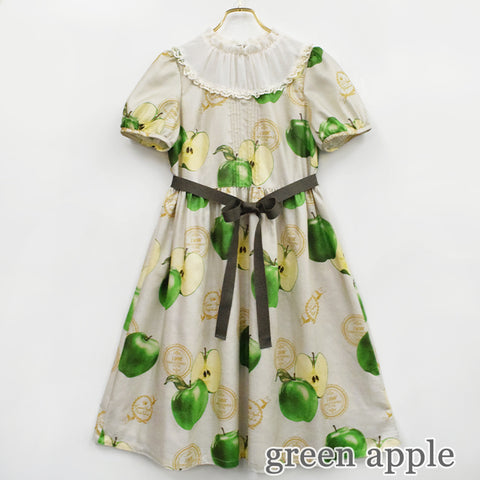 Apple Stamp One Piece - Green Apple
