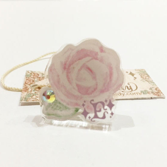 Dolled Up Ring - Enchanted Rose