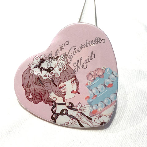 Heart Badge - Parlor