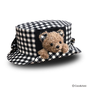 Bear Hat - Black