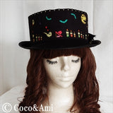 Spooky Candy Trap Hat