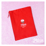 Black Forest Cupcake Pouch