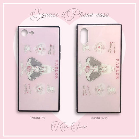 Heart Parlor iPhone Cases - X and 7/8