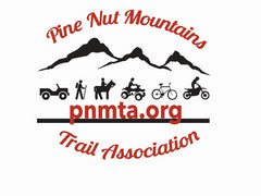 Pine Nut Mountains Trails Association Logo
