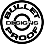 Bullet Proof Designs Logo