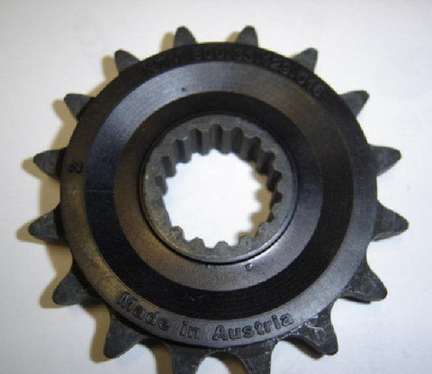 KTM Adventure 17 Tooth Front Sprocket (Damped)