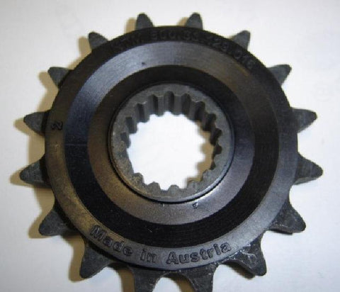 KTM Adventure 16 Tooth Front Sprocket (Damped)