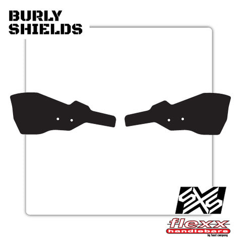 SXS Burly Handguards for Flexx Bars