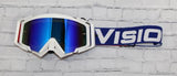 Red/White/Blue Goggles by Flow Vision