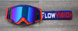 'Merica Red White and Blue Goggle