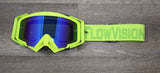 Flow Yellow and Acid Rythem Goggle by FlowVision