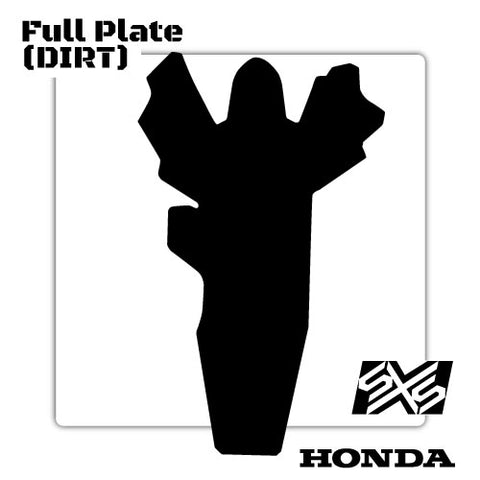 Honda Full Slideplate (SXS)