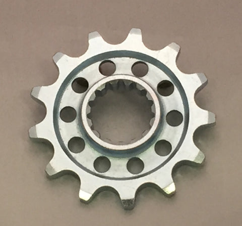 KTM 13 tooth front sprocket