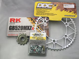 DDC Sprocket and chain combo kit