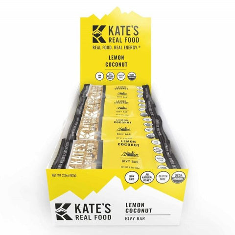 KRF Bivy Bar (Kate's Real Food)