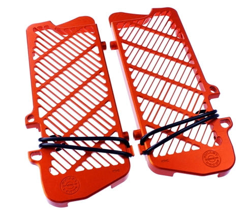 BPD Radiator Guards: KTM (2008-2016)