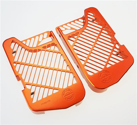 BPD Radiator Guards: KTM 65 (2010-2017)