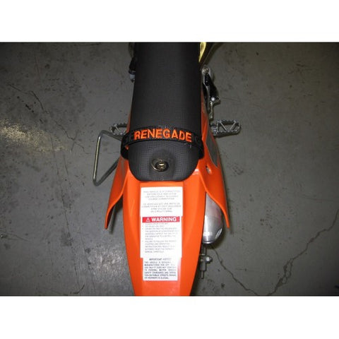 Mini Rear Tugger (50cc-230cc)