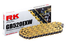 Gold RK GB520EXW Chain
