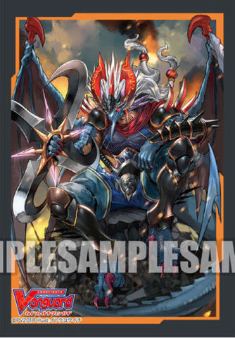 Mini Sleeve Collection Vol 370 | Covert Demonic Dragon, Magatsu Storm
