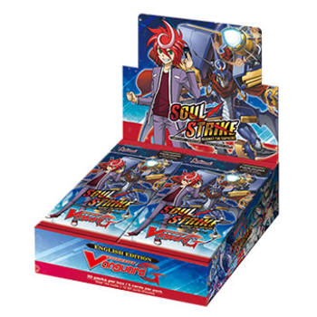 VG-G-BT04 Cardfight Vanguard Booster Box | Soul Strike Against The Supreme