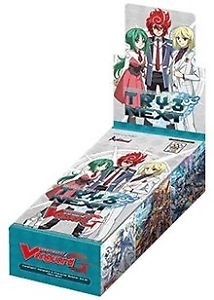VG-G-CHB01 Cardfight Vanguard Booster Box | TRY3 Next