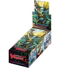 VG-G-EB02 Cardfight Vanguard Booster Box | The Awakening Zoo
