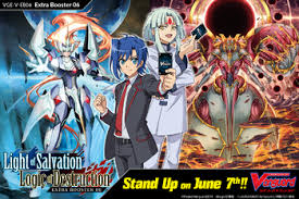 VG-V-EB06 Cardfight Vanguard Booster Box | Light of Salvation, Logic of Destruction