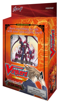 VG-TD02 Cardfight Vanguard Trial Deck | Dragonic Overlord