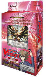 VG-TD09 Cardfight Vanguard Trial Deck | Eradicator of the Empire