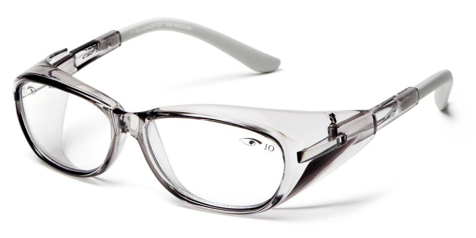 Prescription Safety Glasses - Exposed Lenses | Eyres Blockbusta 605