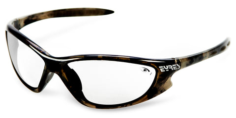 Prescription Safety Glasses - Exposed Lenses | Eyres Plasma Evo 624