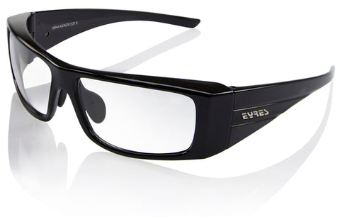 Prescription Safety Glasses - Exposed Lenses | Eyres Indulge 628