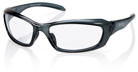 Prescription Safety Glasses - Exposed Lenses | Eyres Razor Evo 702