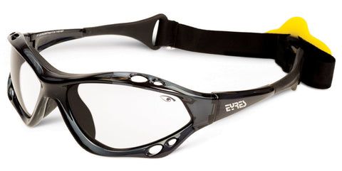 Prescription Safety Glasses - Exposed Lenses | Eyres Mistral 717