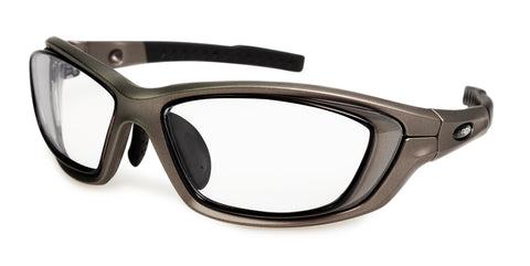 Prescription Safety Glasses - Exposed Lenses | Eyres Transformer 803