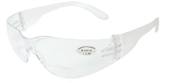 Bifocal Safety Glasses | IC Nearview (box of 10)