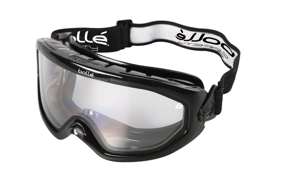Clear Lens Safety Goggles Bolle