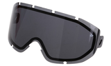 Smoke Lens Safety Specs designed to Fit Over Sunglasses